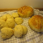 testbrc3b8d og boller 150x150 Skal gær udrøres i vand når man skal bage brød?