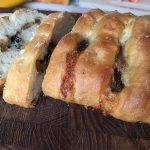Fougasse - brød med valnødder og blåskimmelost