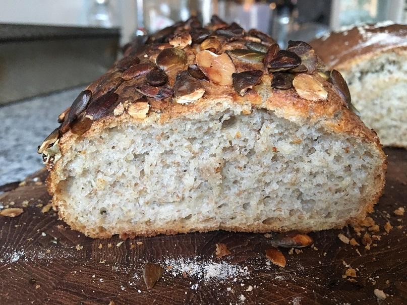 Opskrift på nemt brød
